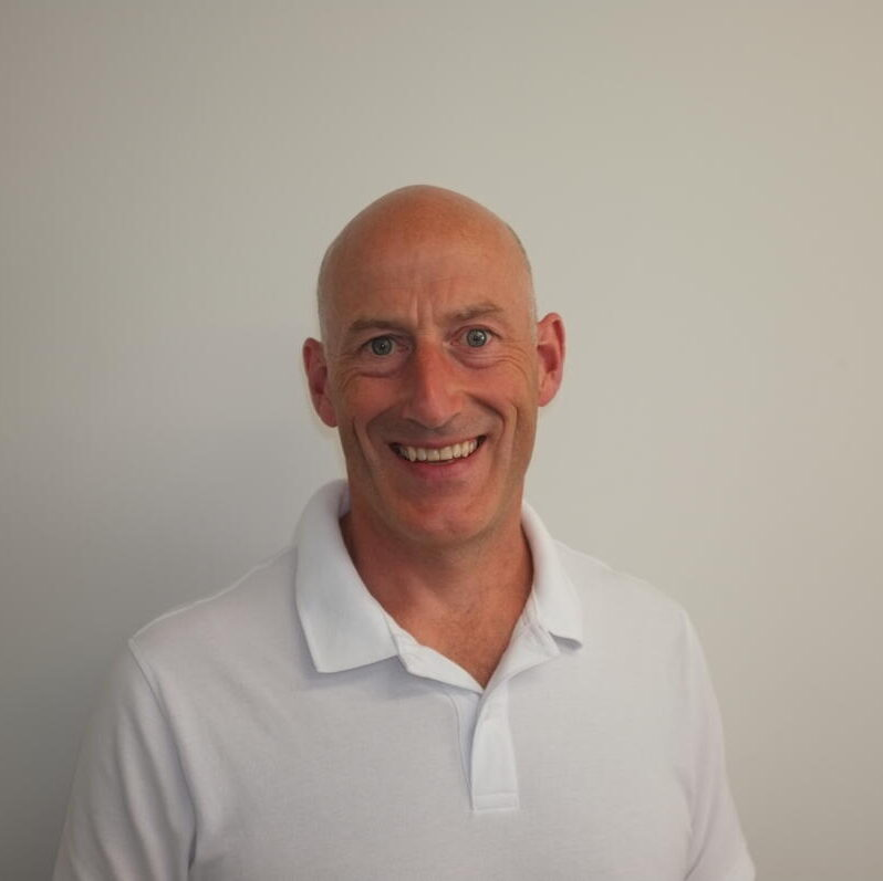 Dominic Dentry, physiotherapist. City Physio, Portsmouth