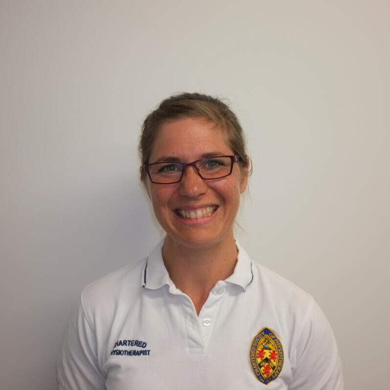 Lucy Searle, Physiotherapist. City Physio, Portsmouth